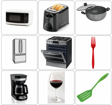kitchenitems